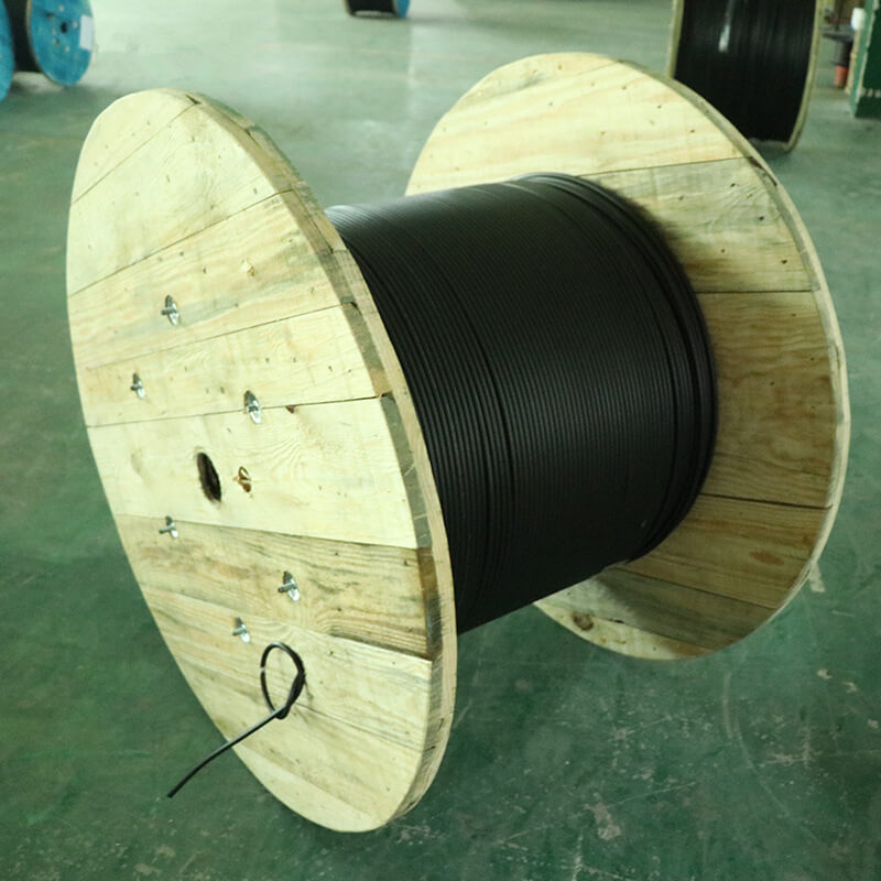 GYFTA53 Fiber optic cable wooden drum packing