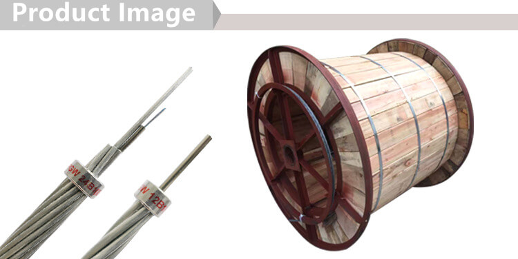 OPGW Underground Fiber Optic Cable