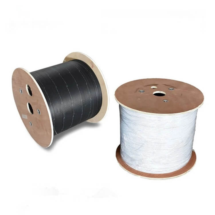 FTTH Fiber Optic Cable wooden drum packing