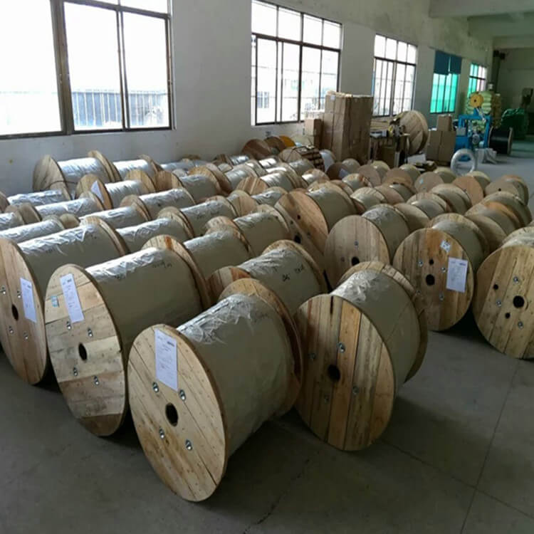 Fiber Optic Cables shipping packing