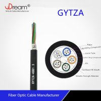 GYTZA Fire Resistant Fiber Optic Cable