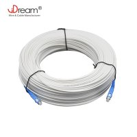 Indoor ftth fiber patch cord cable