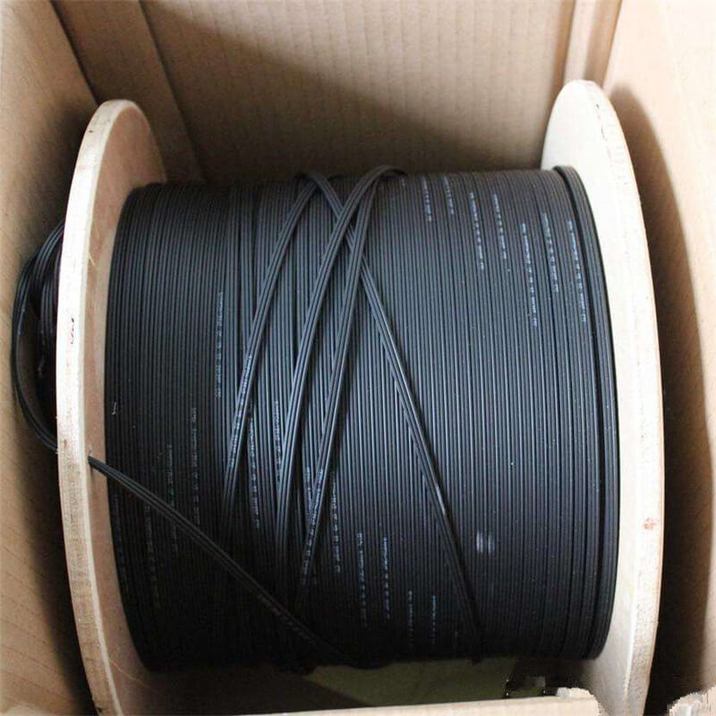 iDream Fiber Optic Cable wooden drum packing
